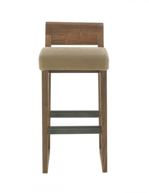 High Wood Dining Chair